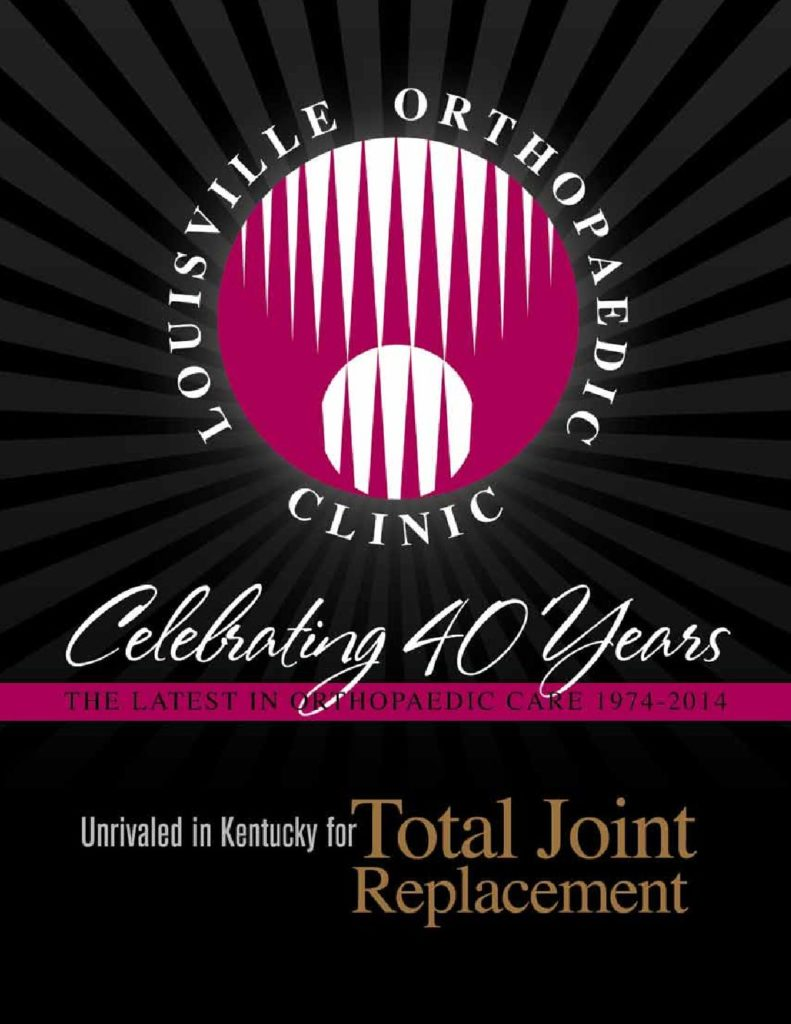 Louisville Orthopedic Clinic Magazine 2014