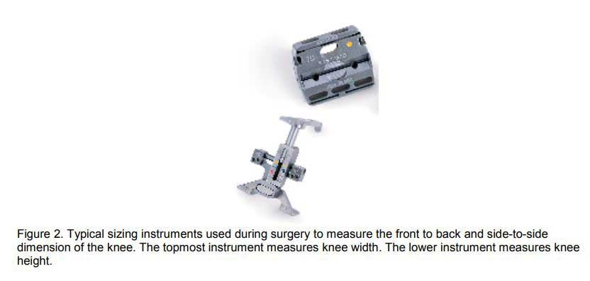 knee tools